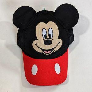 NWT Mickey Mouse Baseball Hat